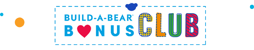 Join Build-A-Bear Bonus Club