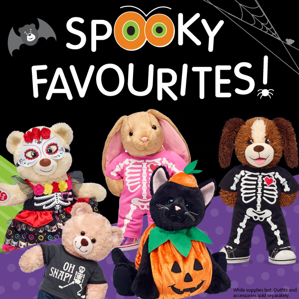 Spooky Favourites