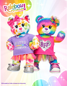 Rainbow Friends - Build-A-Bear® (click this image to shop Rainbow Friends Collections)