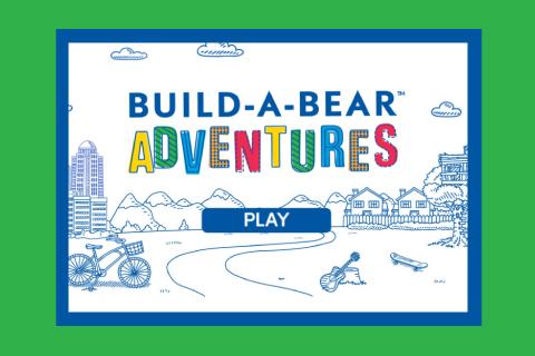Build-A-Bear Adventures Game