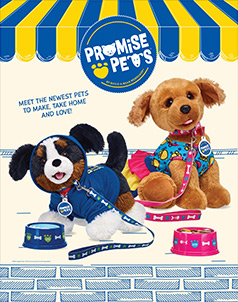 Promise Pets Collections - Build-A-Bear® (click to shop Promise Pets Collections)