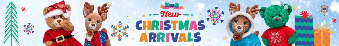 Christmas Arrivals