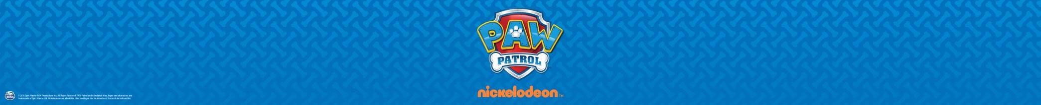 Paw Patrol Plush Banner