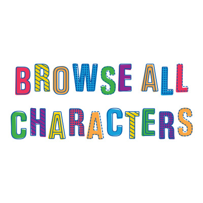 Browse All Characters
