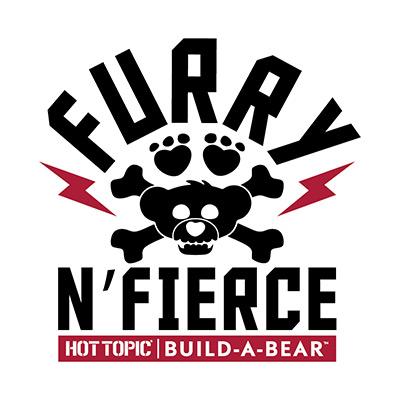 Furry N Fierce Hot Topic Logo