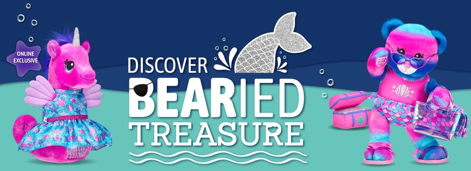 Discover BEARied Treasure