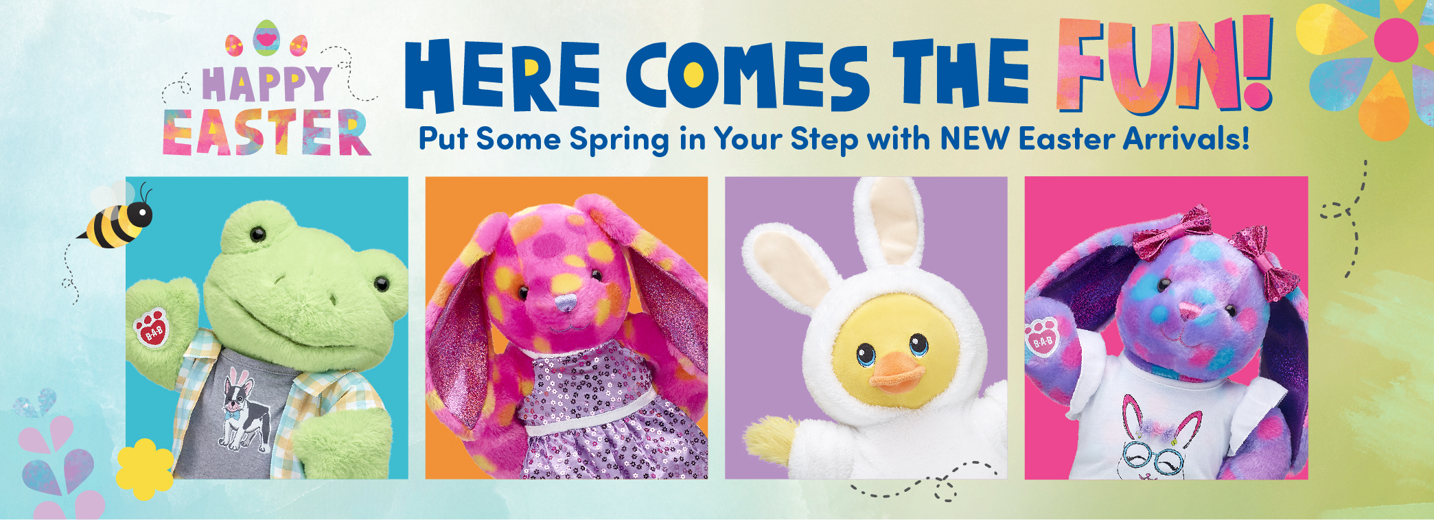 Here Comes the Fun Easter Collection