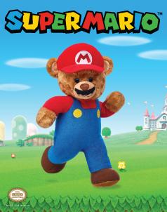 Super Mario Furry Friends