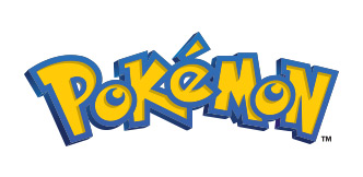 The official logo of Pokémon for its international releases