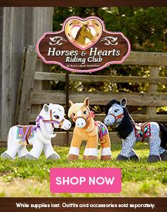 Horses & Hearts Fairy Furry Friends
