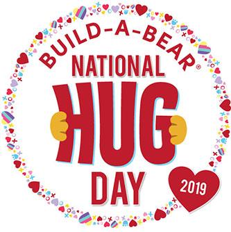 National Hug Day Logo