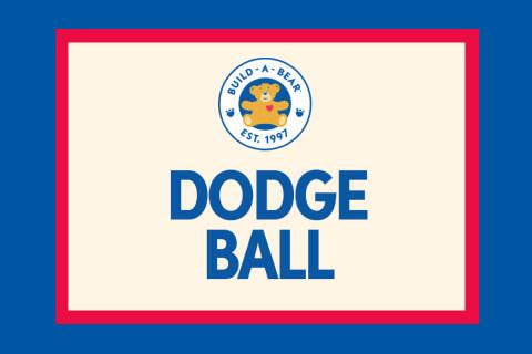 Build-A-Bear Logo - Dodge Ball