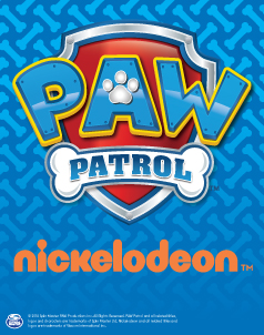 Paw Patrol Nickelodeon™ - Build-A-Bear® (click this image to shop Paw Patrol Collections)