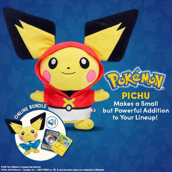 Pokemon - Pichu