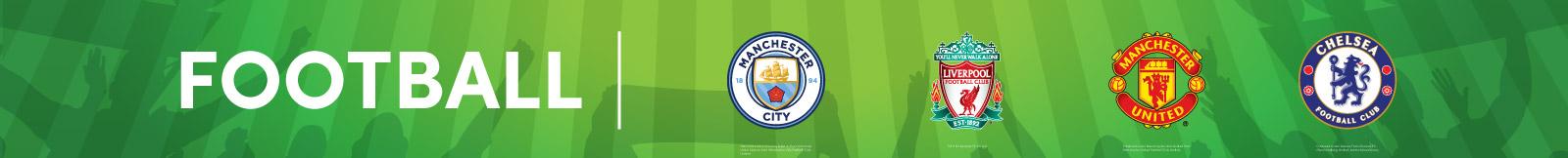 Licensed Football Banner