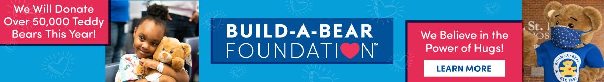 The Build-A-Bear Foundation