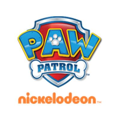 Paw Patrol Nickelodeon Logo