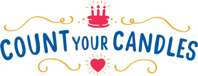Count your candle with Build-A-Bear Workshop (Kid holding Birthday Treat Bear image)