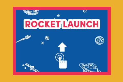 Rocket Launch - Screenshot of game