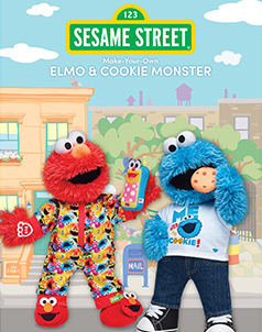 Sesame Street Collections
