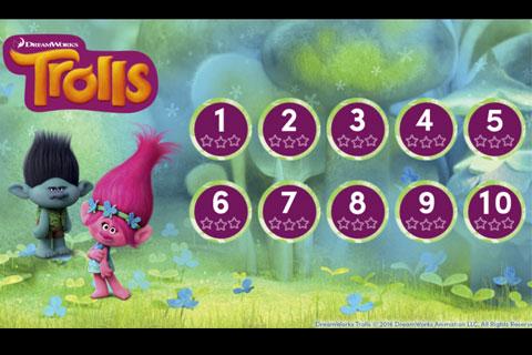 DreamWorks Trolls Puzzles