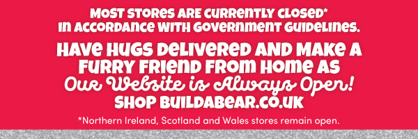 Stores Closed - Build-A-Bear®