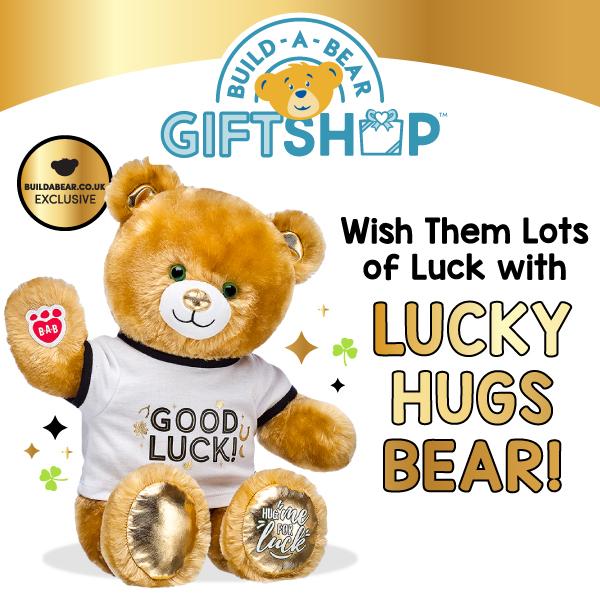Good Luck - Build-A-Bear®