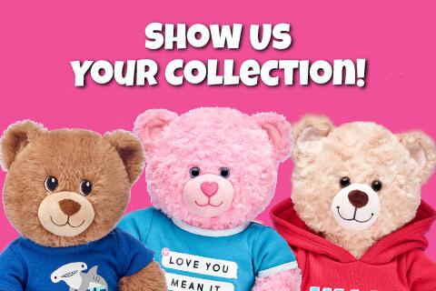 Three Stuffed Animal Bears