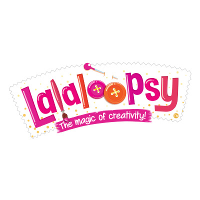 Lalaloopsy The Magic Of Creativity! Logo