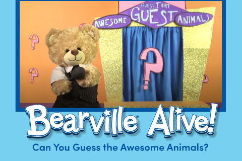 Bearville Alive: Guess that Guest: Animal Edition video