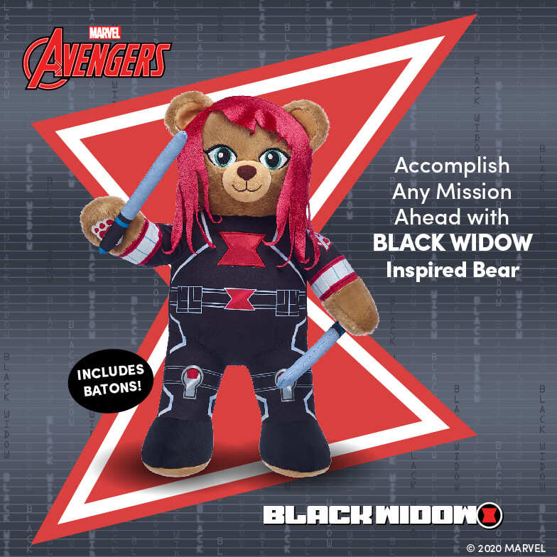 Black Widow | Build-A-Bear