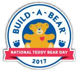 National Teddy Bear Day Logo