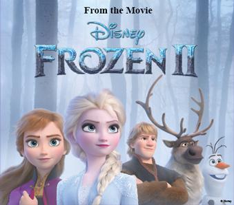 Disney Frozen 2 Party