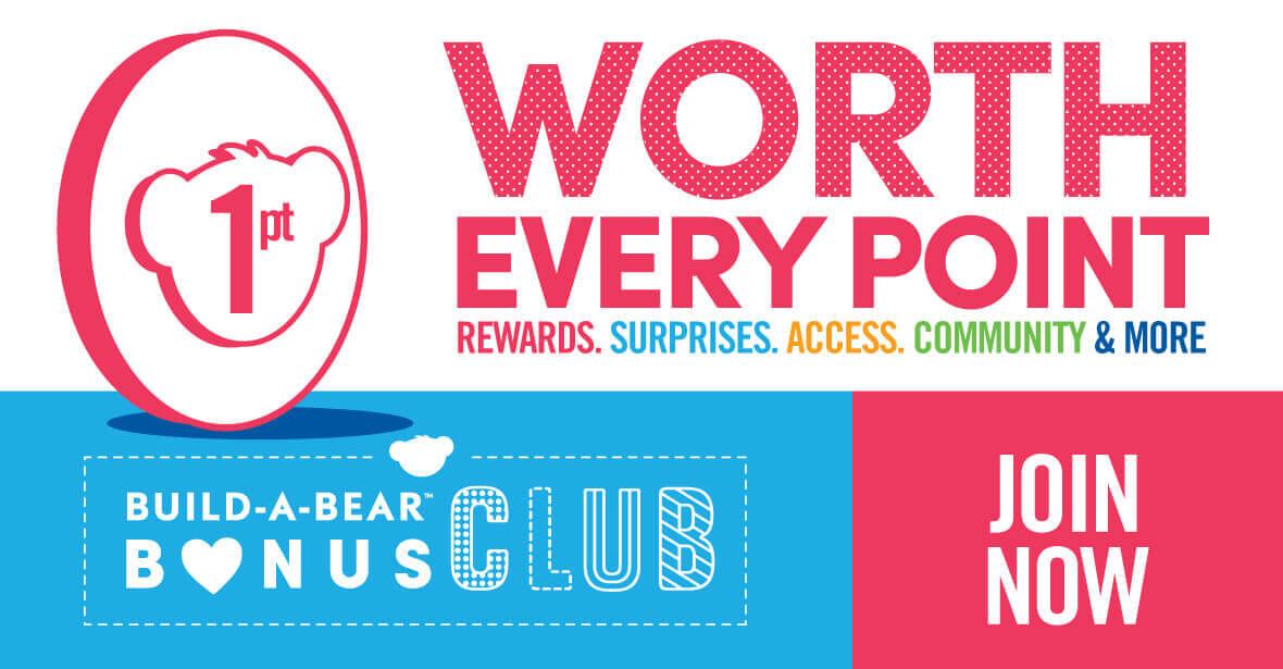 Get Bonus Club Benefits When You Join