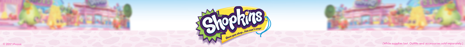 Shopkins dolls