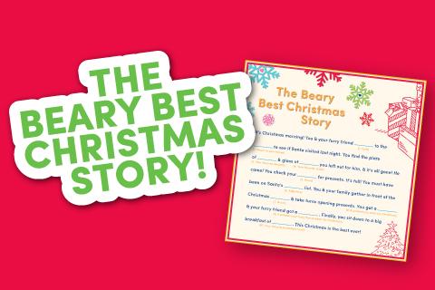 Beary Christmas Story