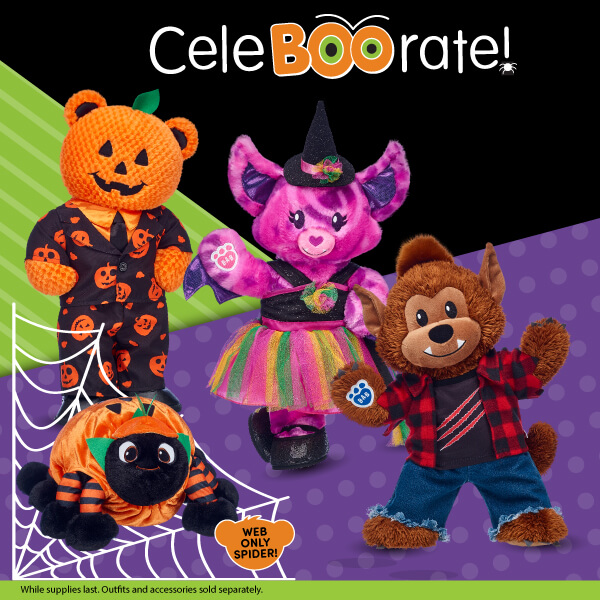 New Halloween Gift Sets