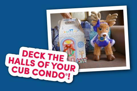 Deck the Halls of Your Cub Condo