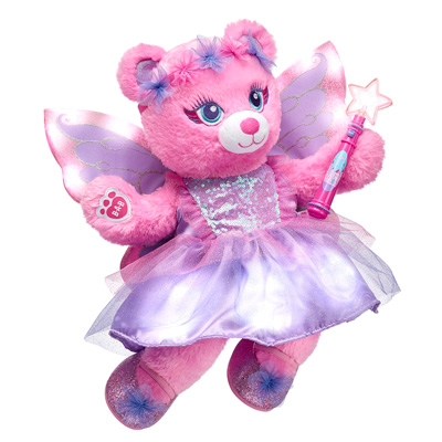 Fairy Bear with accessories