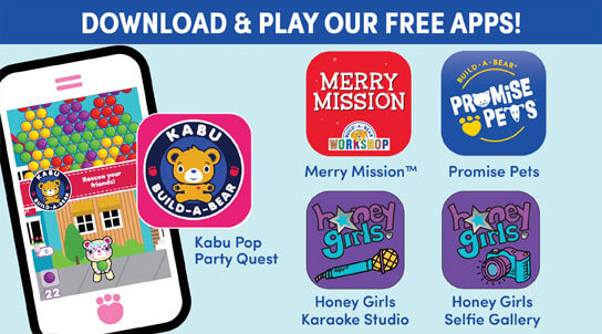 Build-a-Bear Apps