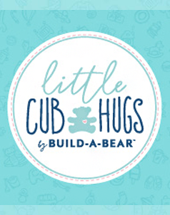 Little Cub Hugs Collections - Build-A-Bear® (click to shop Little Cub Hugs Collections)