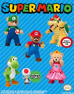 Super Mario Furry Friends