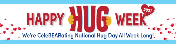 Celebrate National Hug Day with Build-A-Bear Workshop