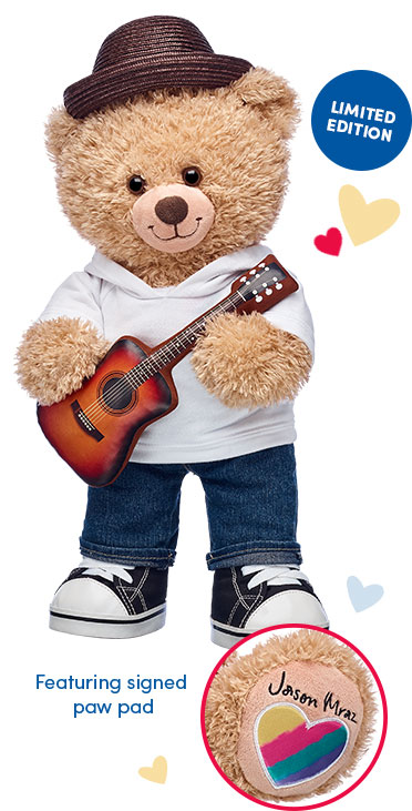 Jason Mraz Bear