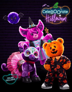 CeleBOOrate Halloween - Build-A-Bear®