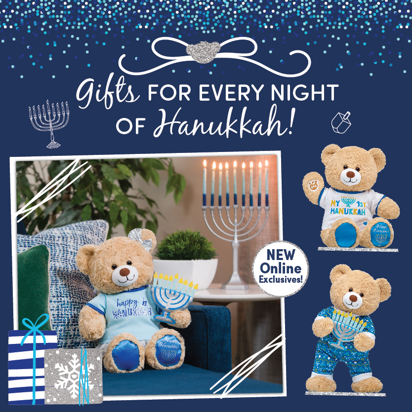 Gifts for Every Night of Hanukkah
