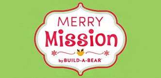 Merry Mission Build-A-Bear® (click this image to shop Merry Mission Collections)