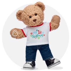 Stuffed Bear Orniment
