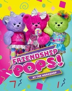 Candy Pop Collections - Build-A-Bear® (click to shop Candy Pop Collections)