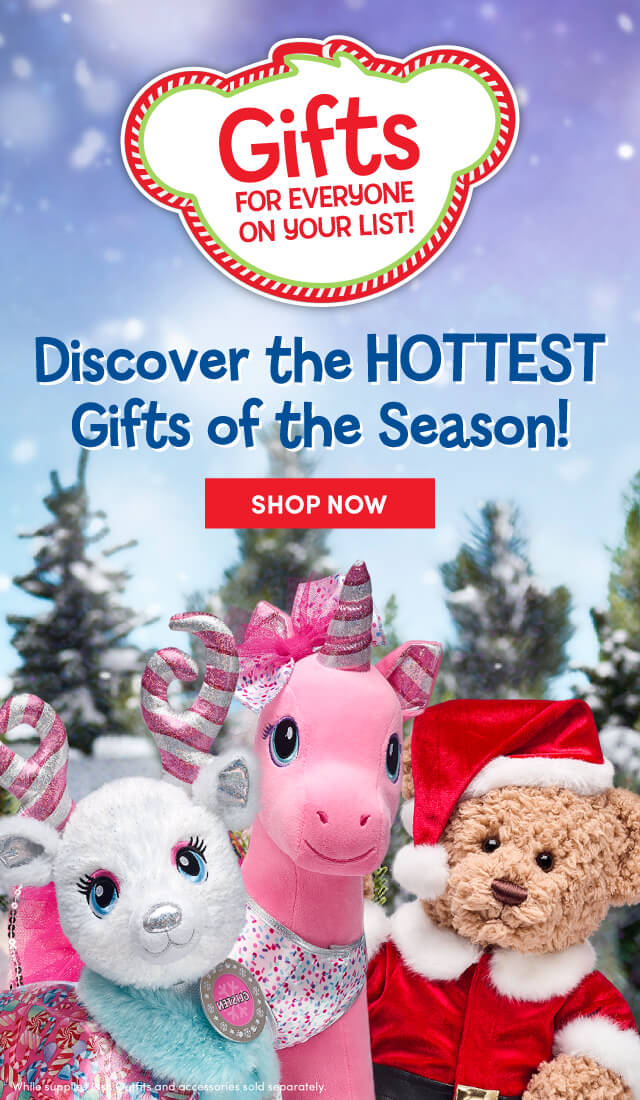Shop Build-A-Bear Workshop New Arrival Gifts